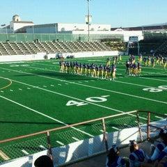 Photo taken at Salinas High School by Jody T. on 10/21/2011