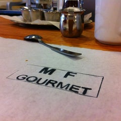 Photo taken at MF Gourmet by Alex S. on 2/18/2012
