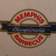 Photo taken at Memphis Championship Barbecue by DJ D. on 1/27/2012
