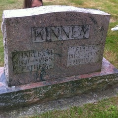 Photo taken at Evergreen Cemetery by Dianne K. on 8/9/2011