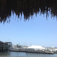 Photo taken at Conch House Restaurant by Ashley S. on 5/5/2012
