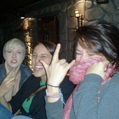 Photo taken at Asylum Bar & Lounge by Tracy K. on 10/19/2011