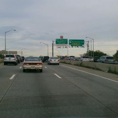 Photo taken at Belt Parkway by Richard D. on 10/28/2011