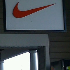 Photo taken at Nike Factory Store by Amandine B. on 3/6/2012