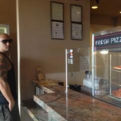 Photo taken at Vegas Best Pizza by ajbulnes a. on 7/29/2012
