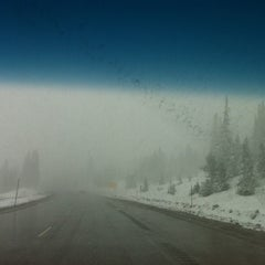 Photo taken at Vail Summit by Holly B. on 4/19/2012