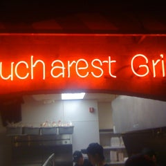 Photo taken at Bucharest Grill by Jason B. on 2/9/2012