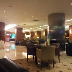 Photo taken at Ramada Plaza İstanbul City Center by Михаил Э. on 7/23/2012