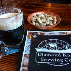 Photo taken at Diamond Knot Brewery & Alehouse by Michael O. on 9/4/2012