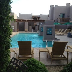 Photo taken at Lodge on the Desert by Sherra B. on 7/6/2012