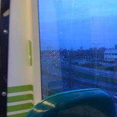 Photo taken at Metrostation Spijkenisse Centrum [C, D] by r on 4/11/2012
