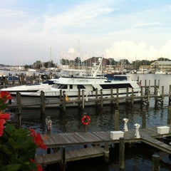 Photo taken at Annapolis Yacht Club by Skip C. on 8/7/2012