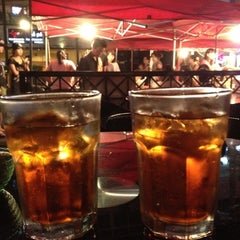 Photo taken at Aperitivo 意式餐吧 by Andrea F. on 9/1/2012