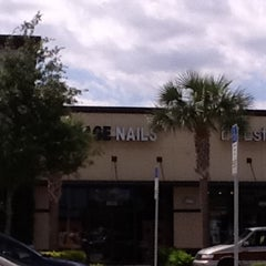 Photo taken at Image Nails by Maria Ada F. on 5/11/2012