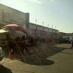 Photo taken at Brass Armadillo Antique Mall by Joey M. on 3/10/2012