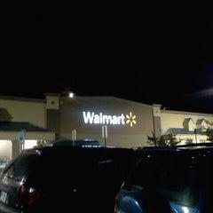 Photo taken at Walmart Supercenter by Alex B. on 8/4/2012