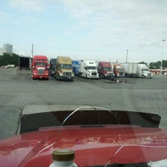 Photo taken at TravelCenters of America by Glenn K. on 5/8/2012
