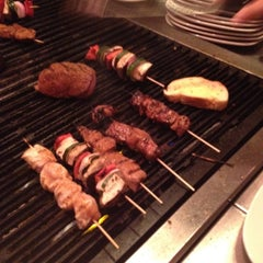 Photo taken at Gaslamp Strip Club Restaurant by Robert Y. on 7/24/2012