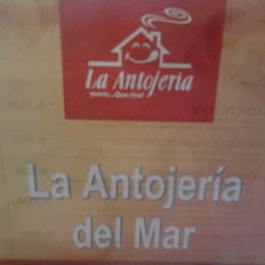 Photo taken at La Antojería by Gustavo Martin C. on 3/24/2012