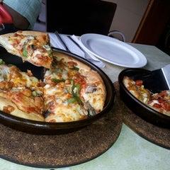 Photo taken at Pizza Hut by Aravind S. on 9/9/2012