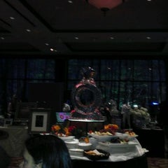 Photo taken at Hilton Garden Inn - Nicotra's Ballroom by Joseph N. on 4/18/2012