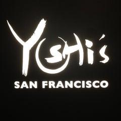 Photo taken at Yoshi's by Mafesto on 5/26/2012