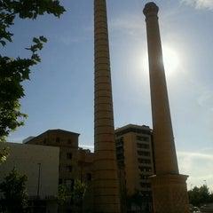 Photo taken at Zaragoza Activa by Luis P. on 5/9/2012