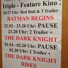 Photo taken at Cineplex Hamm by Nils S. on 7/28/2012