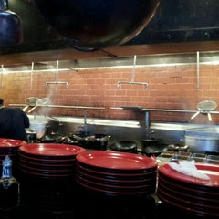 Photo taken at Pei Wei by Peter L. on 2/11/2012