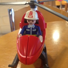 Photo taken at Playmobil FunPark by Markos P. on 8/1/2012