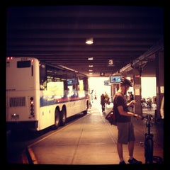 Photo taken at Boulder Transit Center by Amy G. on 7/11/2012