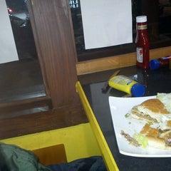 Photo taken at Sandwich El Uno by Patricio A. on 5/9/2012