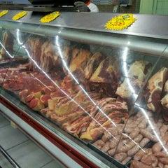 Photo taken at D'Ville Supermercados by Luis Machado R. on 3/18/2012