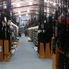 Photo taken at Fishing Tackle Australia by Sharon O. on 6/8/2012