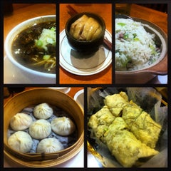 Photo taken at Long's Noodle House 小龍記麵家 by Sean K. on 3/2/2012