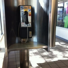 Photo taken at Booth Tarkington Travel Plaza (Westbound) by Angel M. on 8/7/2012