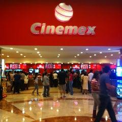 Photo taken at Cinemex by Uriel G. on 3/4/2012