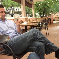 Photo taken at Primebar Dallas by Ryan V. on 4/8/2012