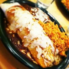 Photo taken at Gusanoz Mexican Restaurant by Ben H. on 6/21/2012