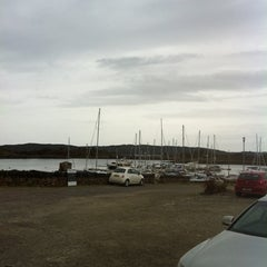 Photo taken at Craobh Marina by Martin M. on 6/5/2011
