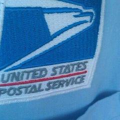Photo taken at Bullhead City Post Office by Christopher G. on 5/16/2012