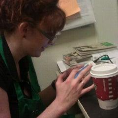 Photo taken at Starbucks by Morgan M. on 11/24/2011