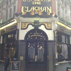 Photo taken at The Clachan by Oleg S. on 6/12/2012