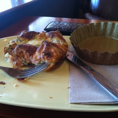 Photo taken at Panera Bread by Holly J. on 9/10/2011