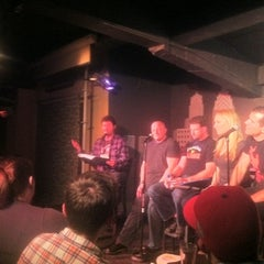 Photo taken at Helium Comedy Club by Max P. on 5/18/2011