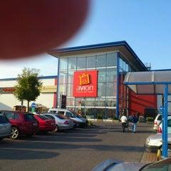 Photo taken at Avion Shopping Park by Jozef K. on 10/22/2011
