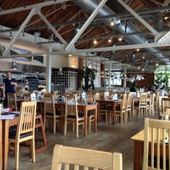 Photo taken at Loch Fyne Restaurant by Michael O. on 7/8/2012