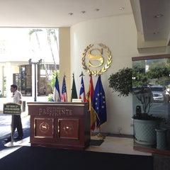 Photo taken at Hotel Sheraton Presidente San Salvador by Carlo F. on 11/19/2011