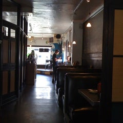 Photo taken at Vertical Diner by Marc S. on 6/7/2011
