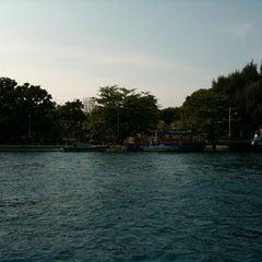 Photo taken at Pulau Karya by Adriani S. on 10/11/2011